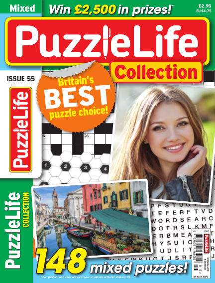 PuzzleLife Collection September 10, 2020 00:00