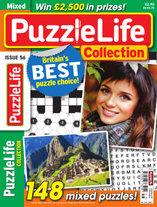 PuzzleLife Collection Issue 056