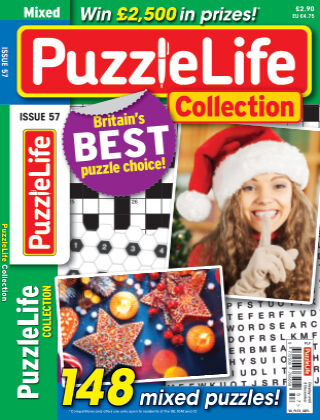 PuzzleLife Collection Issue 057
