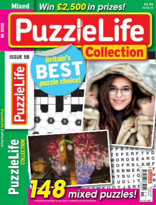 PuzzleLife Collection Issue 058
