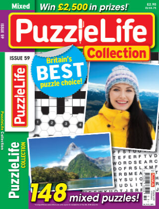 PuzzleLife Collection Issue 059