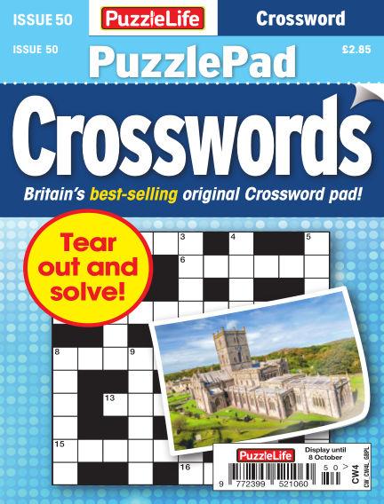 PuzzleLife PuzzlePad Crosswords September 10, 2020 00:00