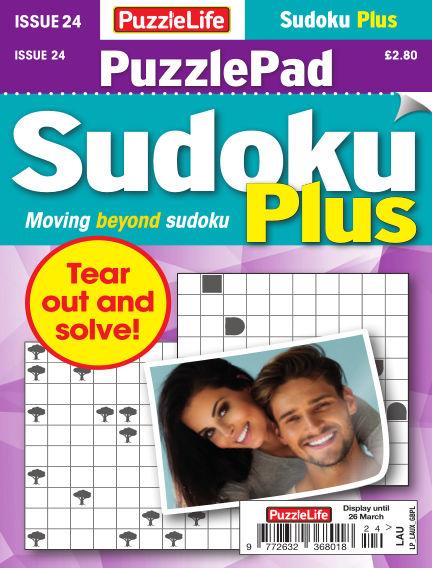 PuzzleLife PuzzlePad Sudoku Plus February 27, 2020 00:00