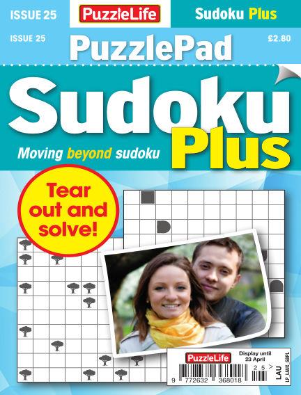 PuzzleLife PuzzlePad Sudoku Plus March 26, 2020 00:00