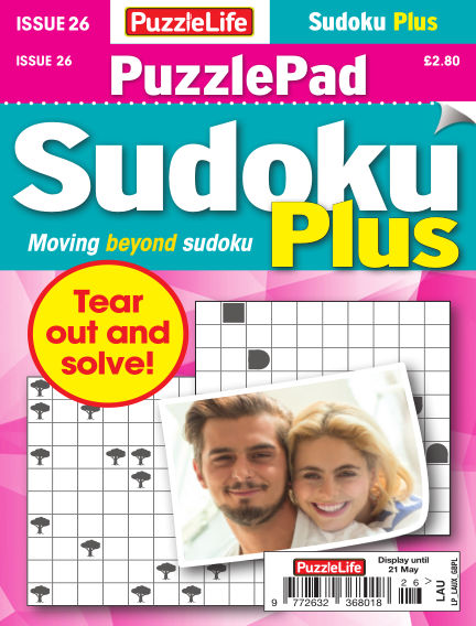 PuzzleLife PuzzlePad Sudoku Plus April 23, 2020 00:00