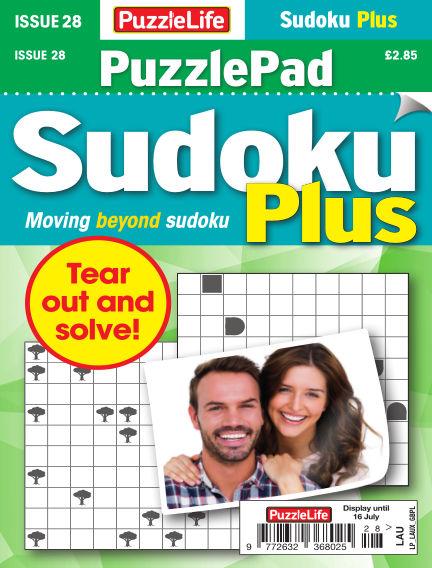 PuzzleLife PuzzlePad Sudoku Plus