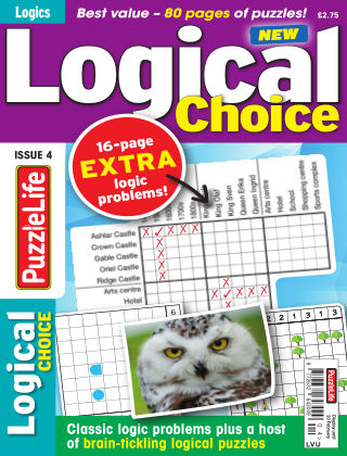 PuzzleLife Logical Choice issue 004