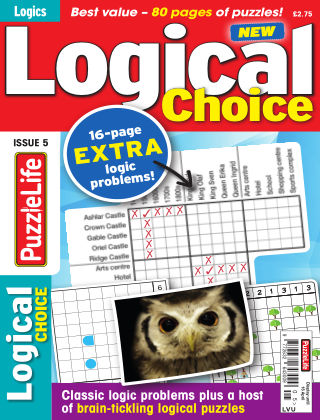 PuzzleLife Logical Choice Issue 005