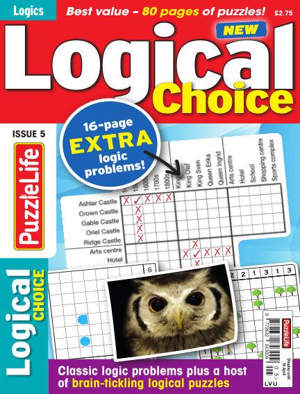 PuzzleLife Logical Choice February 20, 2020 00:00