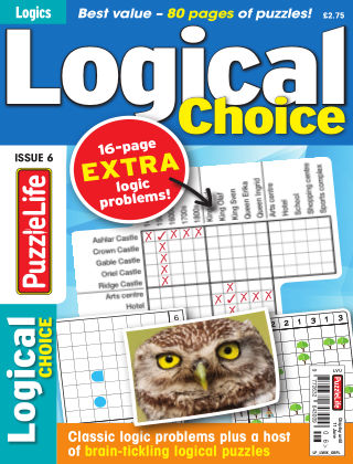 PuzzleLife Logical Choice Issue 006