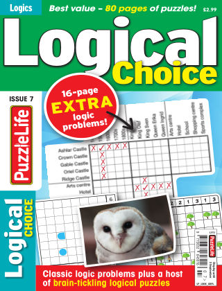 PuzzleLife Logical Choice Issue 007