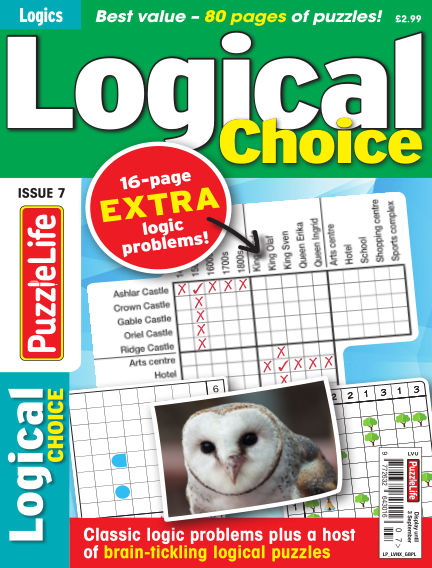 PuzzleLife Logical Choice