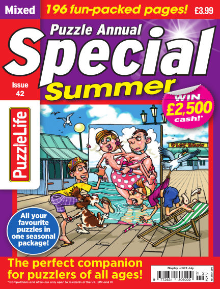 PuzzleLife Puzzle Annual Special