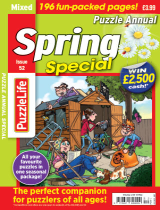 PuzzleLife Puzzle Annual Special Issue 052