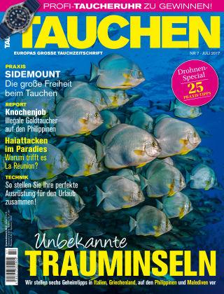 TAUCHEN NR. 07 2107