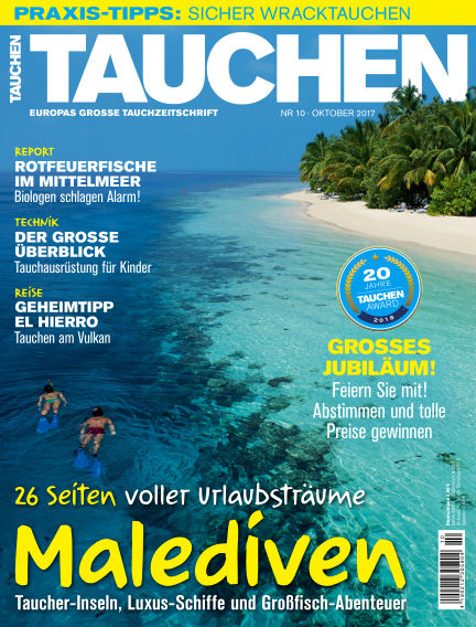 TAUCHEN September 18, 2017 00:00