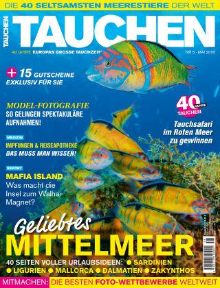 TAUCHEN NR. 05 2018
