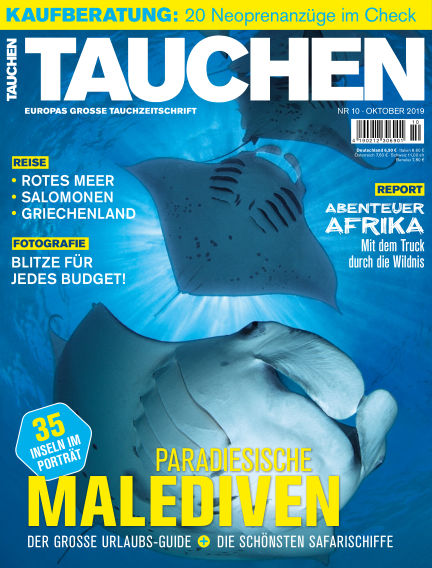 TAUCHEN September 10, 2019 00:00