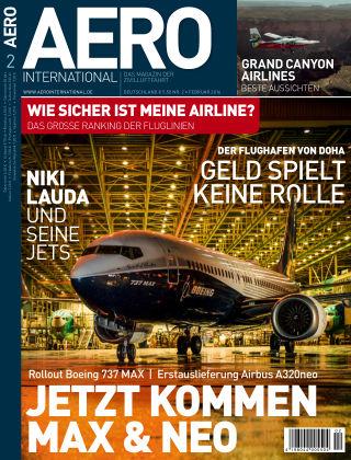 AERO INTERNATIONAL Nr. 2 2016