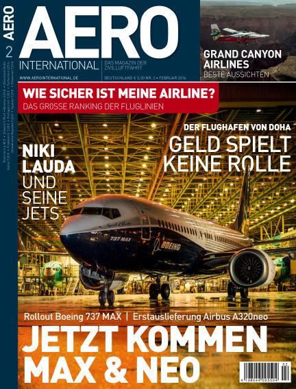 AERO INTERNATIONAL January 13, 2016 00:00
