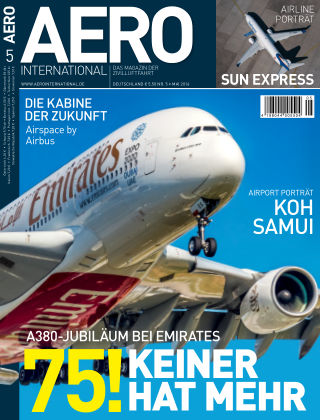 AERO INTERNATIONAL NR. 05 2016