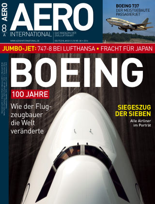 AERO INTERNATIONAL NR. 8A 2016