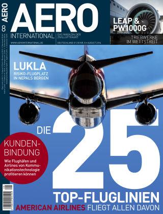 AERO INTERNATIONAL NR. 08 2016