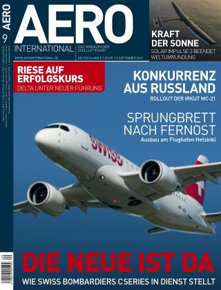 AERO INTERNATIONAL NR. 09 2016