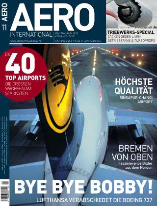 AERO INTERNATIONAL NR. 11 2016