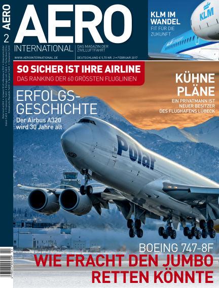AERO INTERNATIONAL January 18, 2017 00:00