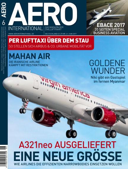 AERO INTERNATIONAL May 17, 2017 00:00