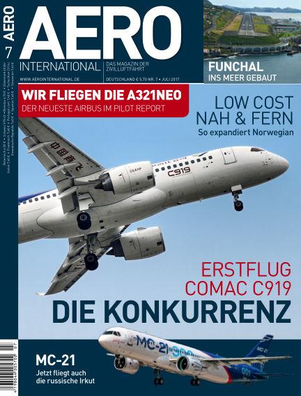 AERO INTERNATIONAL June 14, 2017 00:00