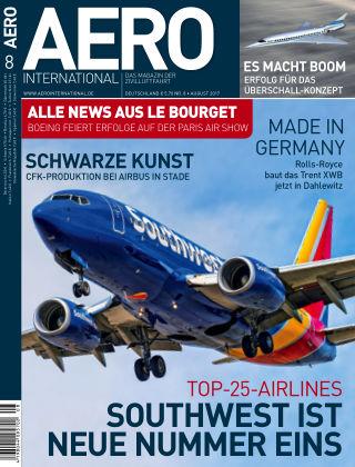 AERO INTERNATIONAL NR. 08 2017
