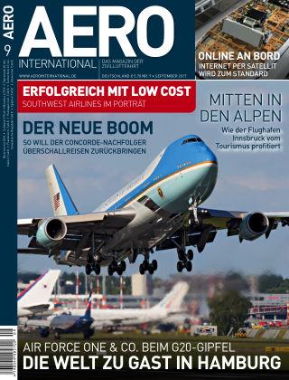 AERO INTERNATIONAL NR. 09 2017