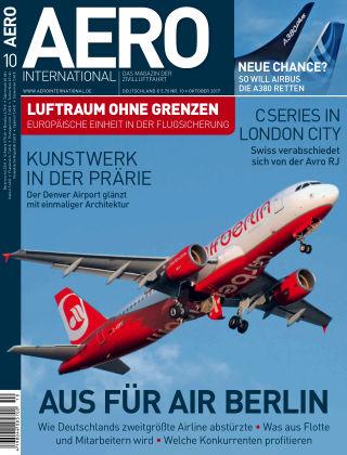 AERO INTERNATIONAL NR. 10 2017