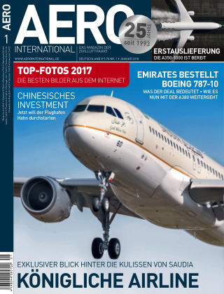 AERO INTERNATIONAL NR. 01 2018