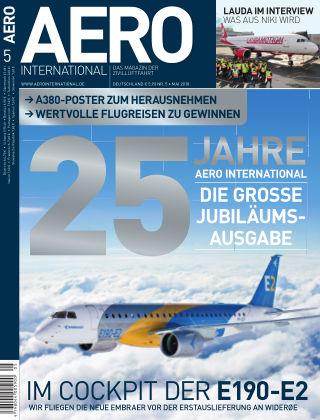 AERO INTERNATIONAL NR. 05 2018