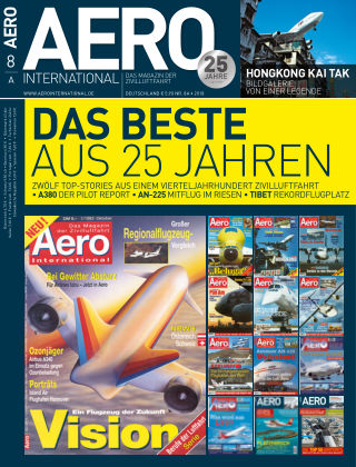 AERO INTERNATIONAL NR. 8A 2018