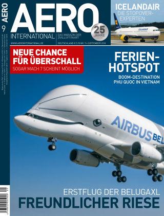 AERO INTERNATIONAL NR. 09 2018