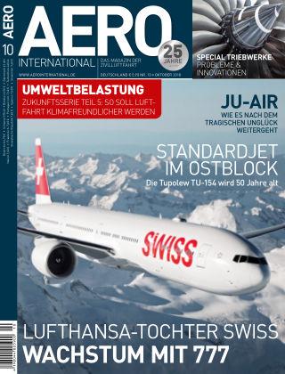 AERO INTERNATIONAL NR. 10 2018