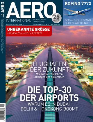 AERO INTERNATIONAL NR. 11 2018