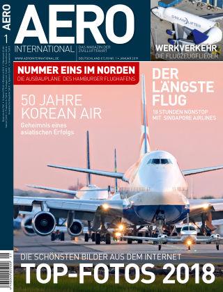 AERO INTERNATIONAL Nr. 01 2019