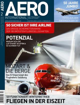 AERO INTERNATIONAL NR. 02 2019