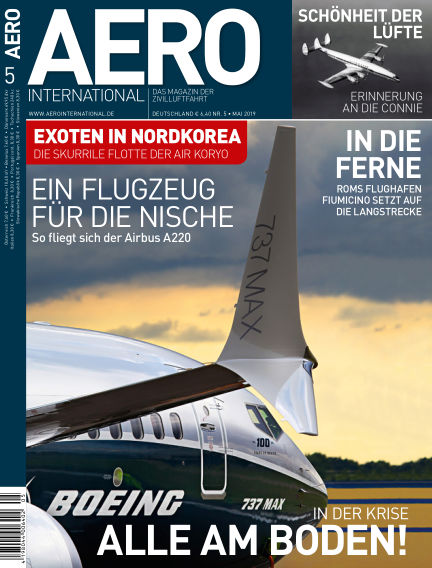 AERO INTERNATIONAL April 09, 2019 00:00
