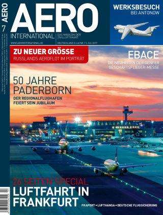 AERO INTERNATIONAL NR. 07 2019