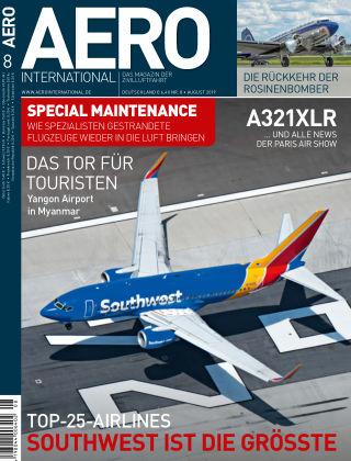 AERO INTERNATIONAL NR. 08 2019