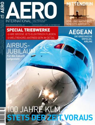 AERO INTERNATIONAL NR. 10 2019