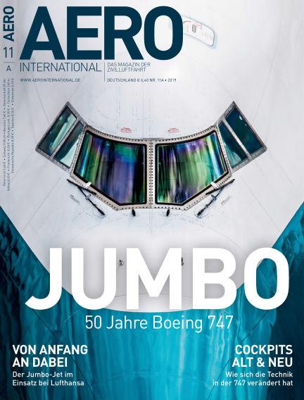 AERO INTERNATIONAL October 01, 2019 00:00