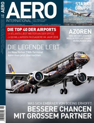 AERO INTERNATIONAL NR. 11 2019