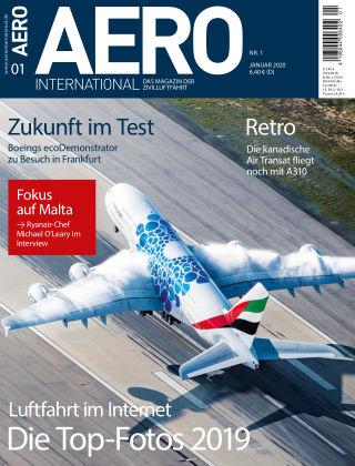 AERO INTERNATIONAL NR. 01 2020